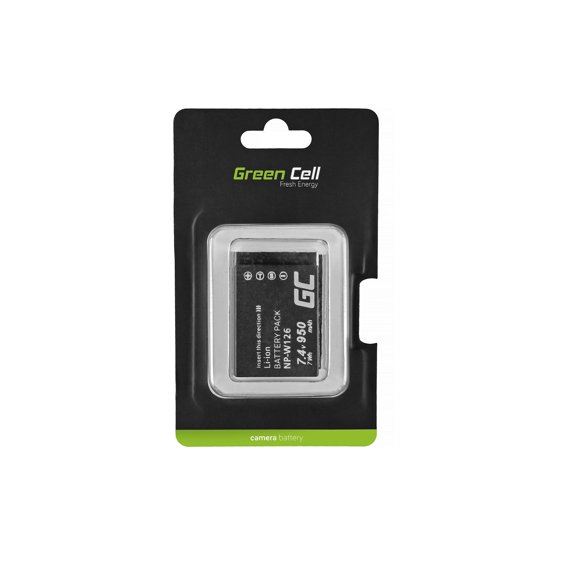 Camera Battery For Fujifilm X Pro1 Pro2 T1 T2 T20 950mah Baterai Fuji Np W126 A3 E1 Pro 1 With Packing