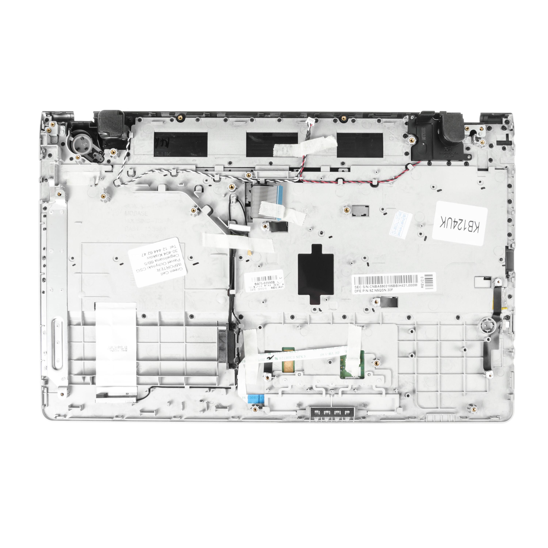 Clavier-pour-Ordinateur-Samsung-NP300E5Z-S02EE-QWERTY-UK-English