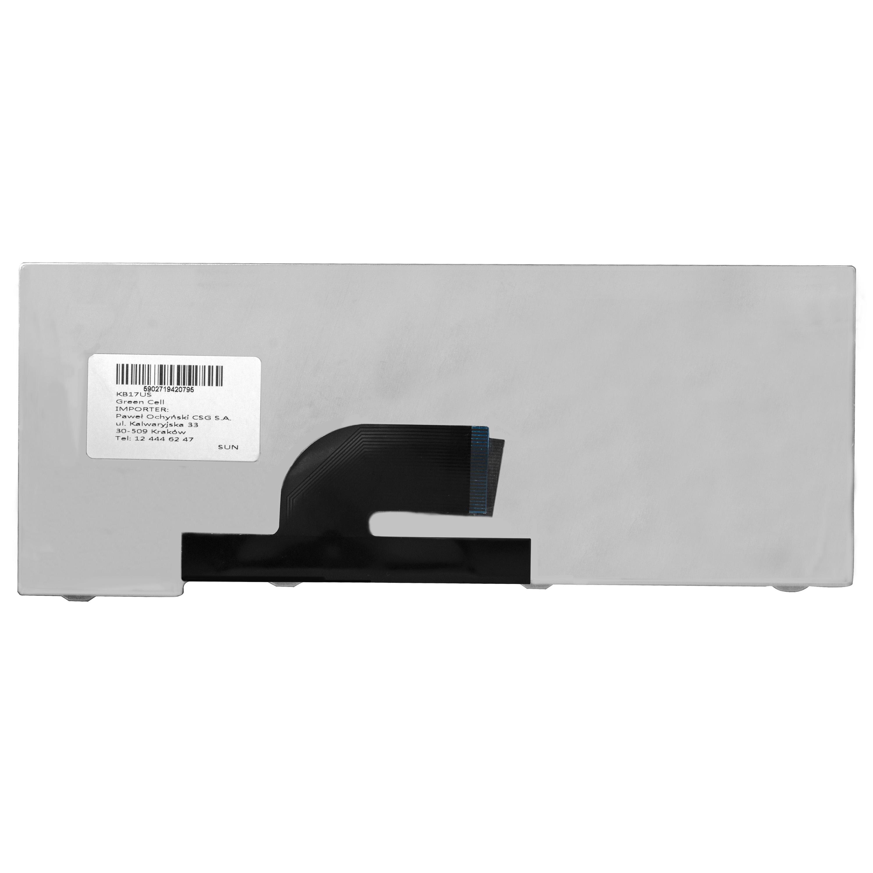 Clavier-pour-Ordinateur-Acer-Aspire-One-D250-1BW-P531H-1766-QWERTY-UK-English