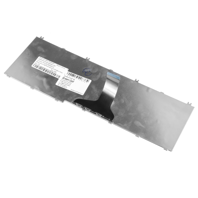 Clavier-pour-Ordinateur-Portable-Toshiba-Satellite-L655-16K-AZERTY