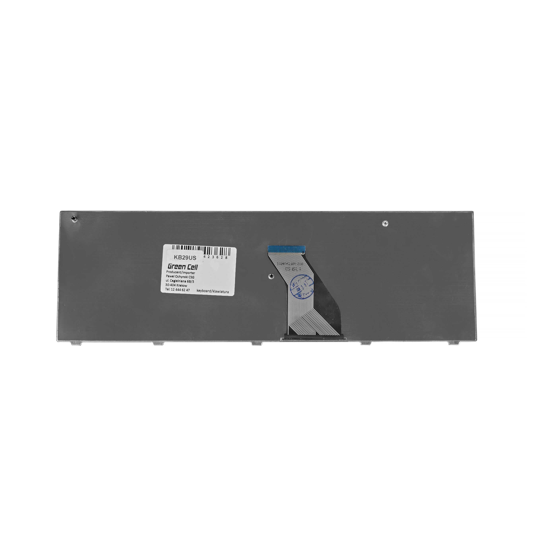 Clavier-pour-Ordinateur-Lenovo-IdeaPad-G770-1037-QWERTY-US-English