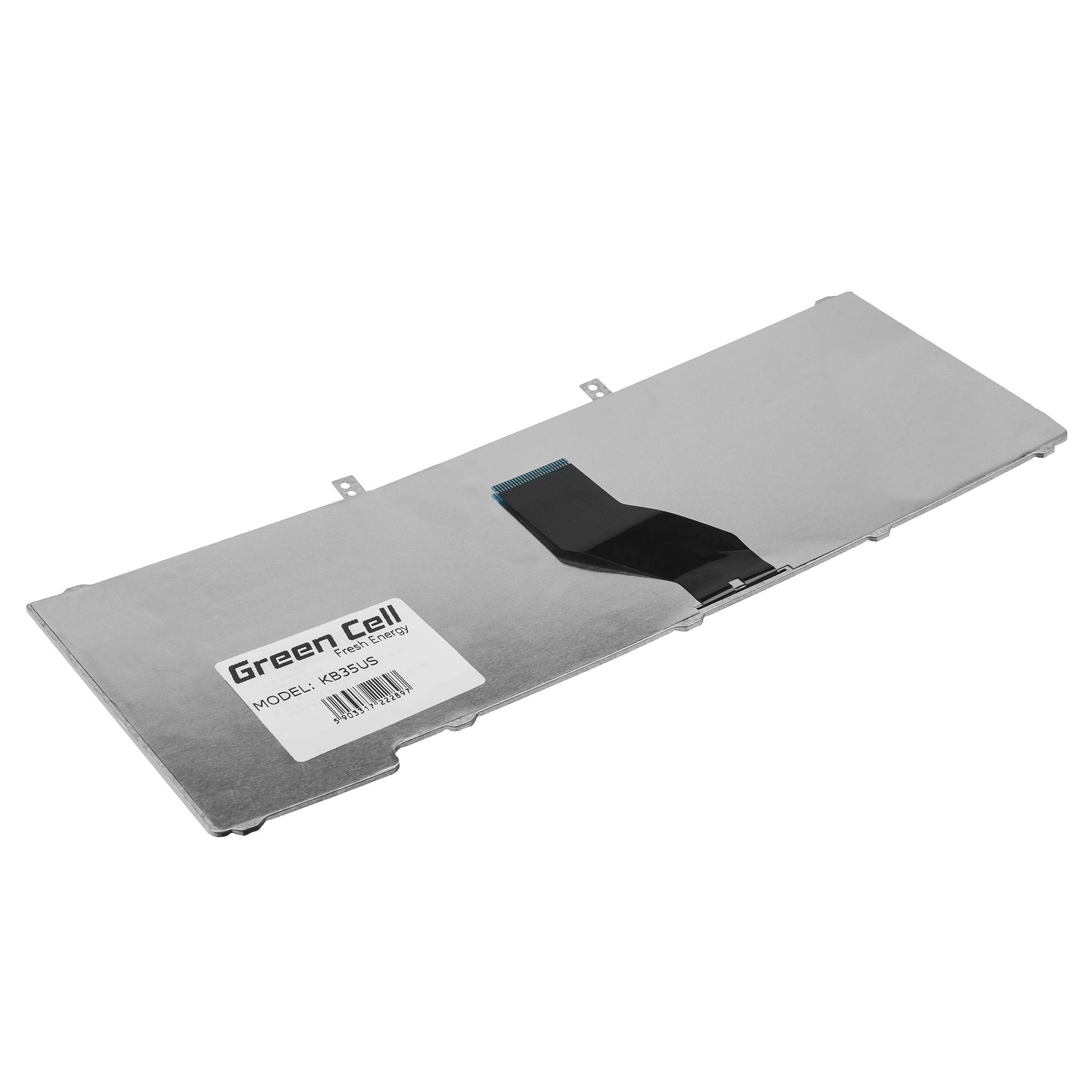Clavier-pour-Ordinateur-Acer-Extensa-5320-101G12MI-QWERTY-US-English