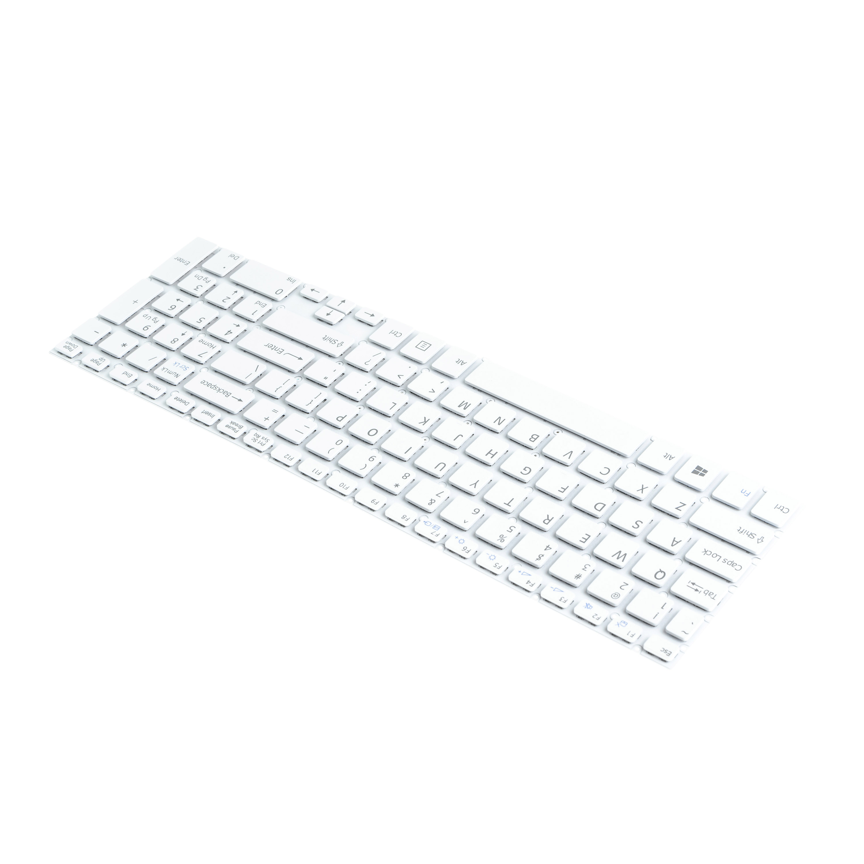 Clavier-pour-Ordinateur-Sony-Vaio-SVF1532K1EB-SVF1532K1EW-QWERTY-US-English